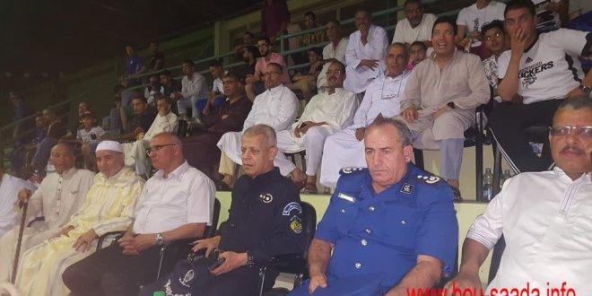 أختتام دورة المرحوم محافظ الشرطة أبوطالب دهان  لكرة القدم