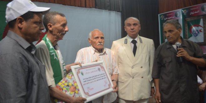 بوسعادة تتذكر شهداء الثورة التحريرية في عيد استقلال الجزائر 56