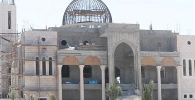 دعوة للتبرع لبناء مسجد عبد الرحمن شيبان طريق معذر سيدي الشيخ