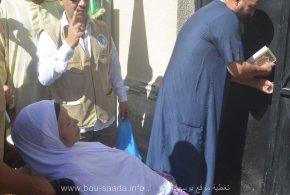 جمعية كافل تدشن مشروعها 22 في أنجاز منزل للارملة عبد اللاوي بركاهم
