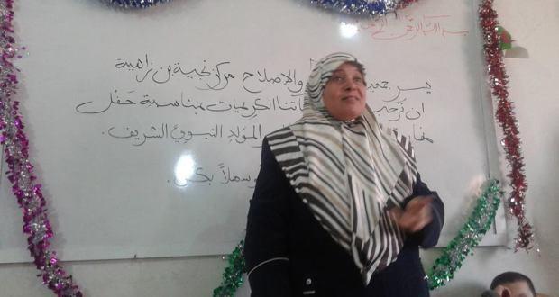 مراسلة النائب  شتوح نوة وزيرة التربية لاجل فتح مراكز اجراء امتحان المسابقات بمدينة بوسعادة.