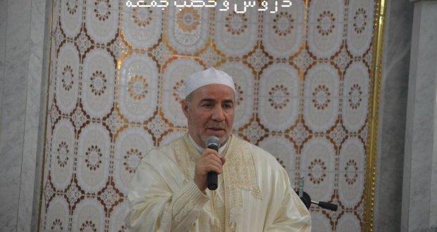 خطبة الجمعة ..حدث في شهر شعبان .. الشيخ يوسف بلمهدي