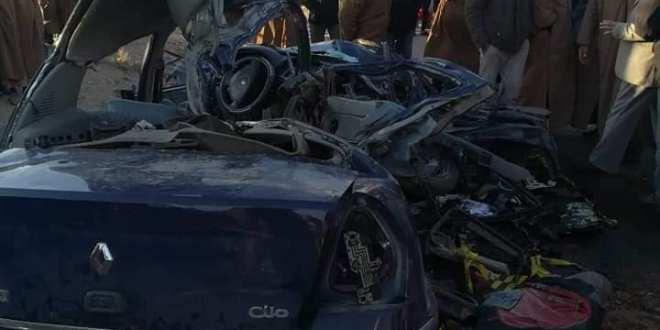 حادث مروري مميت ببلدية تامسة يخلف 3 وفيات من عائلة واحدة … بوسعادة انفو