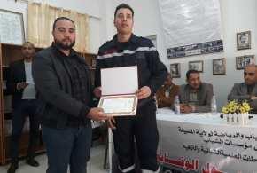 حملة تحسيسية حول الوقاية من الجرائم الالكترونية بأولاد سيدي ابراهيم