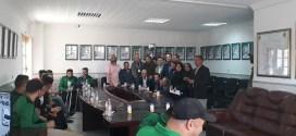 بلدية بوسعادة تكرم فريق امل بوسعادة للكراسي المتحركة بعد تتويجة بلقب البطولة الوطنية