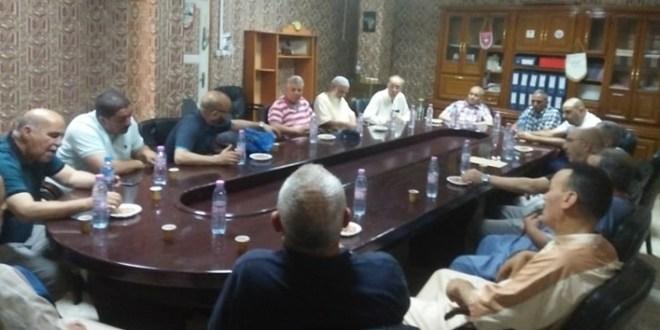 جمعية قدماء وفاق المسيلة نظيم لقاء لدراسة وضعية الفريق للخروج من الأزمة