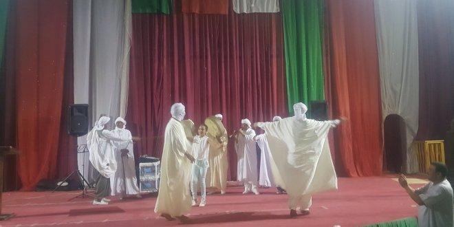 لقطات من المهرجان المحلي للفنون والثقافات الشعبية ببوسعادة