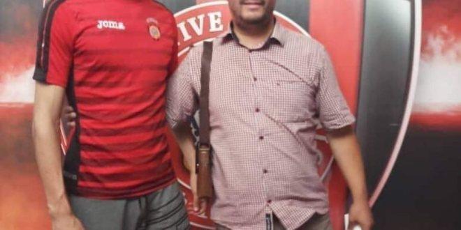 رسميا مصطفى خيراوي لاعب الامل يوقع لاتحاد العاصمة