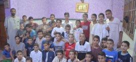 تواصل نشاطات مخيم تاج الوقار للقران في طبعته الرابعة لجمعية الارشاد والاصلاح ببوسعادة