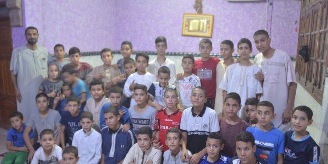 مخيم تاج الوقار في طبعته الرابعة لجمعية الارشاد والاصلاح ببوسعادة