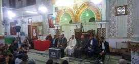 بمناسبة ليالي المولد مسجد صلاح الدين يحتفل يستضيف ألمع المنشيدين ويكرم طلبته