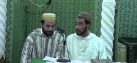 المنشد سفيان بقاش في مدائح نبوية بمناسبة احتفالات المولد النبوي الشريف
