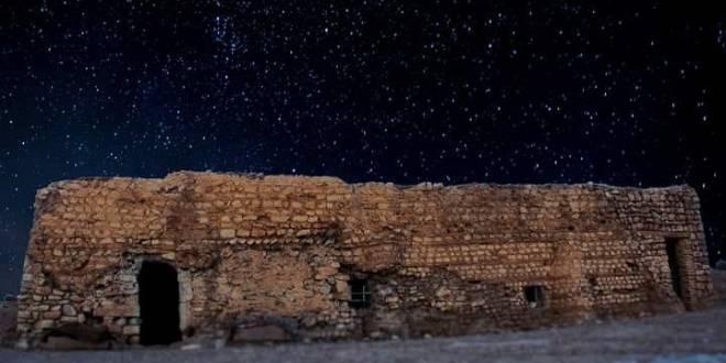 المعلم التاريخي قلعة ذياب الهلالي ببلدية أولاد سيدي ابراهيم القريبة من بوسعادة