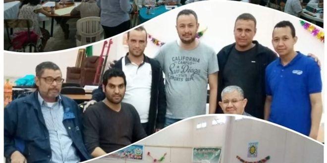 جمعية أحباب مدينة بوسعادة .. حصيلة ثرية  لآهم أعمالها خلال  عيد ميلادها