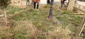 جمعية حي الباطن طريق سيدي عامر تواصل حملتها التطوعية بساحة مستشفى رزيق