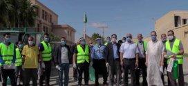 انطلاق الاسبوع التطوعي التحسيسي لبلدية مقرة