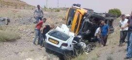حادث مروري يخلف 3 ضحايا في طريق مسيلة البرج
