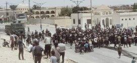 تواصل الآحتجاجات ببلدية عين الريش لليوم الرابع على التوالي