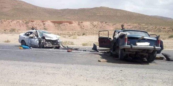 حادث مروري يخلف 3 موتى و 3 جرحي بطريق بن سرور