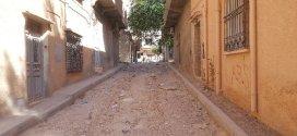 سكان حي عمر ادريس بوسط مدينة يناشدون السلطات المحلية