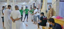 مبادرة جمعية سواعد الخير بوسعادة  لتنظيف المساجد