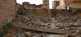 صحافة .. حي محمد شعباني وأولاد حميدة ببوسعادة يشتكون خطر الفيضان