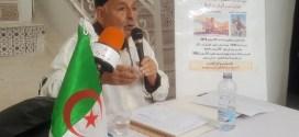 الاديب .. الأستاذ محمد حرزلي