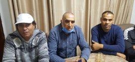 فيديو جديد امل بوسعادة في حوار مع المدرب صحراوي تهامي