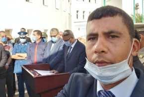 تعيين السيد غويني عبد الحكيم عضو في محافظة بوسعادة لحزب جبهة التحرير الوطني