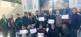 بوسعادة المنسية .. تجمع احتجاجي لتذكير الوصاية بمطلب الولاية . .