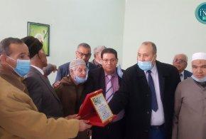 بمناسبة يوم الشهيد حفل تكريم عائلة المجاهد الراحل بشيري ثامر