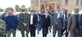 وزير الشؤون الدينية والأوقاف الدكتور يوسف بلمهدي يختتم زيارته لمسيلة