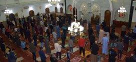 اجواءرمضان 2021 صلاة العشاء والتراويح من مسجد بلحطاب
