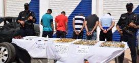 الشرطة القضائية لامن دائرة بوسعادة توقف مجموعة اجرامية تحترف سرقة المركبات