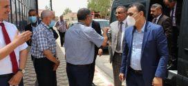 دعم وتشجيع رجال الاعمال والمتعاملين الاقتصاديين لفريق نجم شباب مقرة.