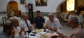 لقاء تاريخي حول شخصية الامير الهاشمي رحمه الله بفندق كردادة