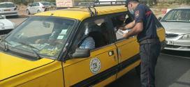 حملة التحسيسية للوقاية من حوادث المرور للحماية والشركاء