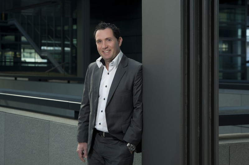 Sylvain Boucherat, Directeur du Groupe Boucherat