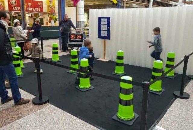 Animation buzzer Auchan