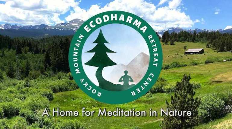 Le site de l'ecodharma Center