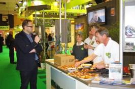 Salon Agriculture 2016 - Confrérie du Boudin de Saint Romain