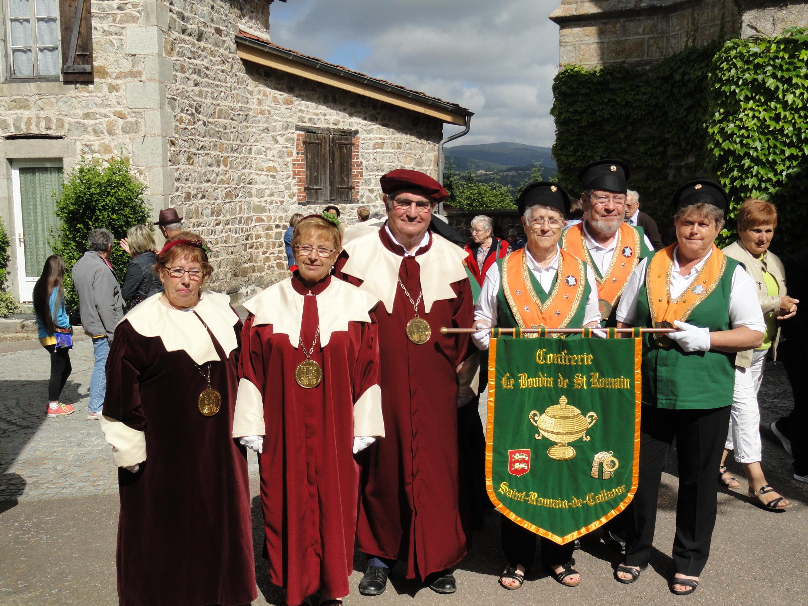 2 et 3 Juillet 2016 - Saint-Romain de France