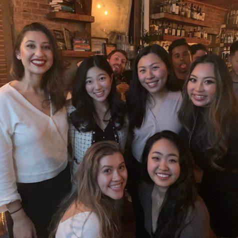 The BreaΚΚΓast Club at Jasmine's Birthday