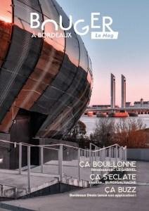 Magazine Bouger à Bordeaux édition septembre 2020