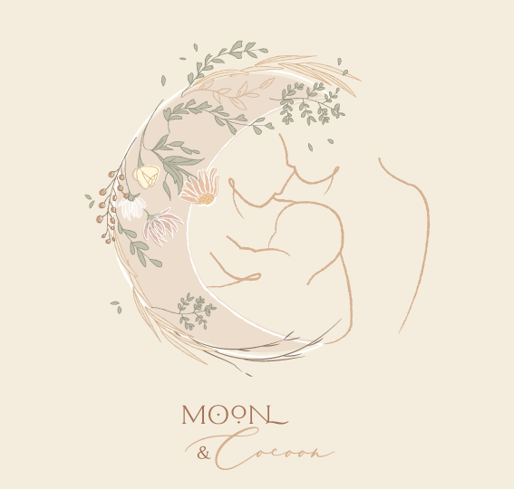 MOON AND COCOON