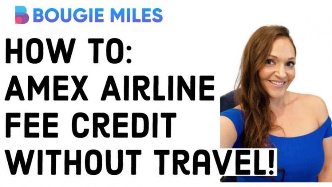 Amex Platinum Flight Discount