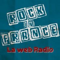 RockInFrance Webradio Logo