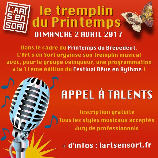 Tremplin musical normandie art en sort
