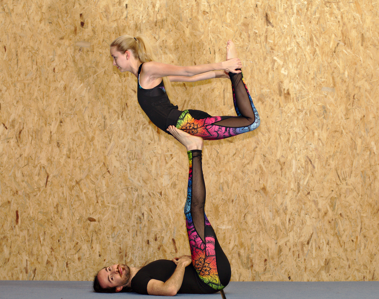 Acro Yoga Workshops 13.01.