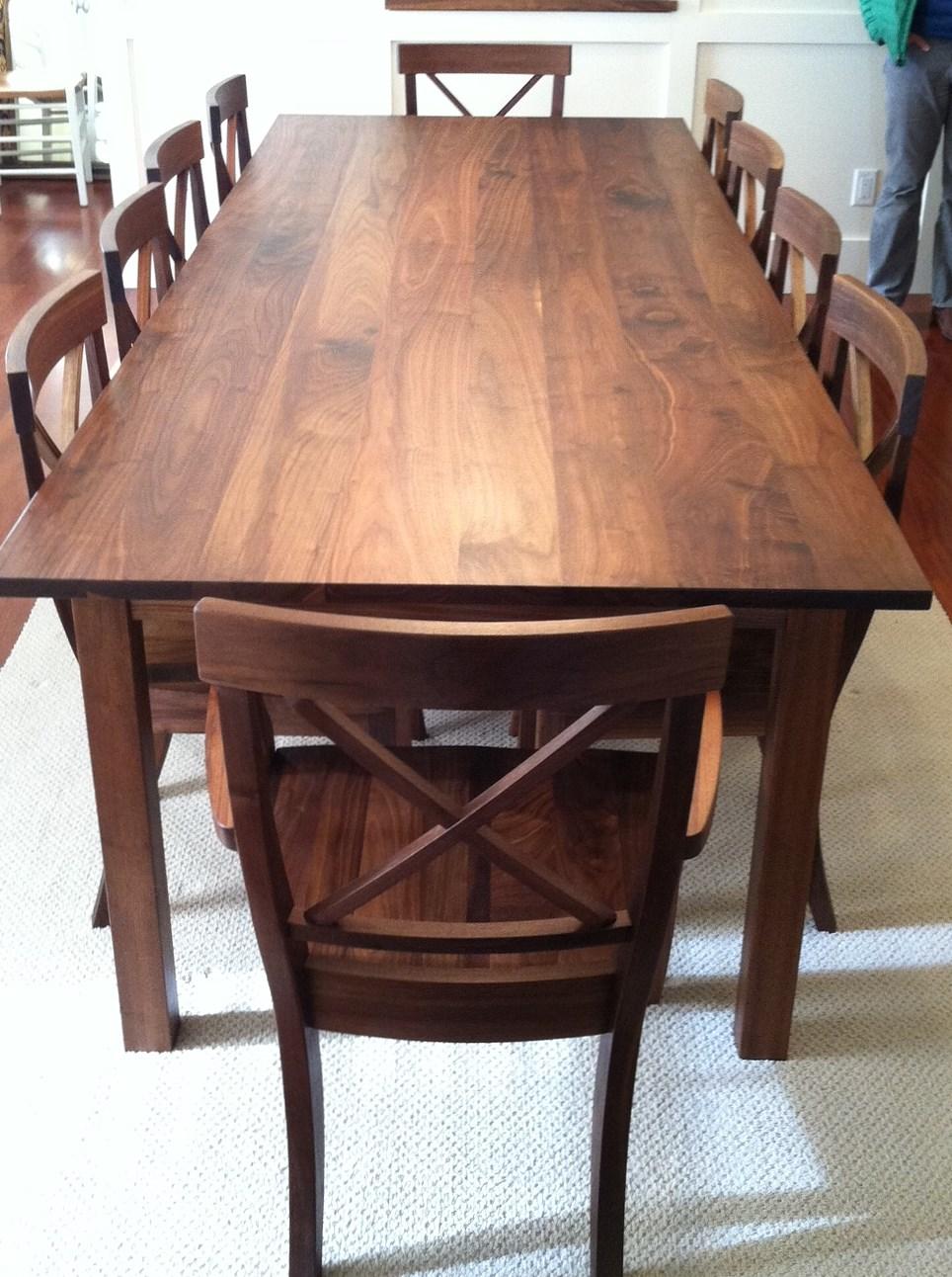 Walnut Boulder Furniture Arts